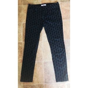 Candie's Patterned Skinny Jeans
